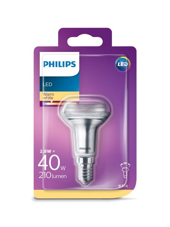 Philips - LED Classic -heijastinlamppu - VALKOINEN | Stockmann - photo 1