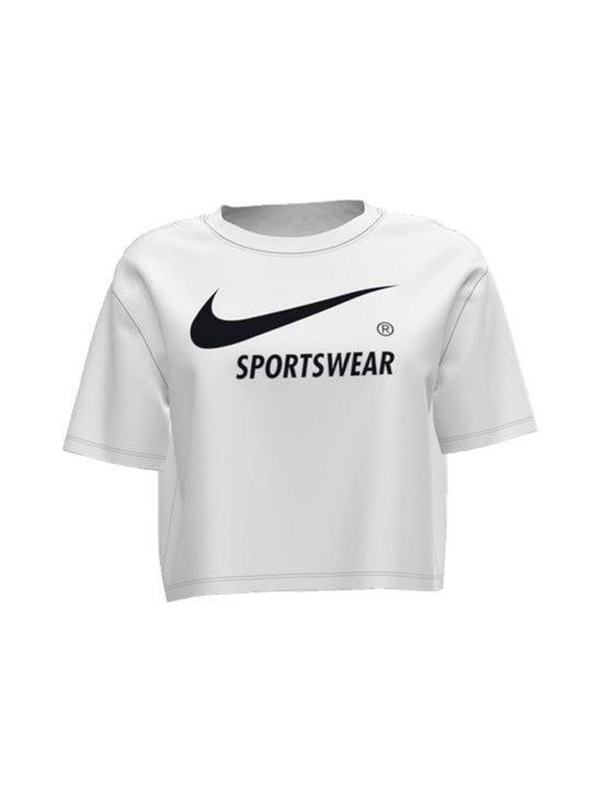 Nike - Sportswear-paita - 100 WHITE/BLACK | Stockmann - photo 1