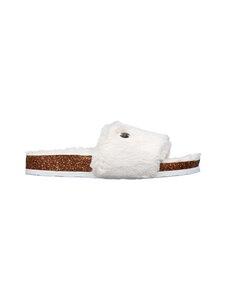 Esprit - Paisley Slippers -sandaalit - 295 CREAM BEIGE | Stockmann