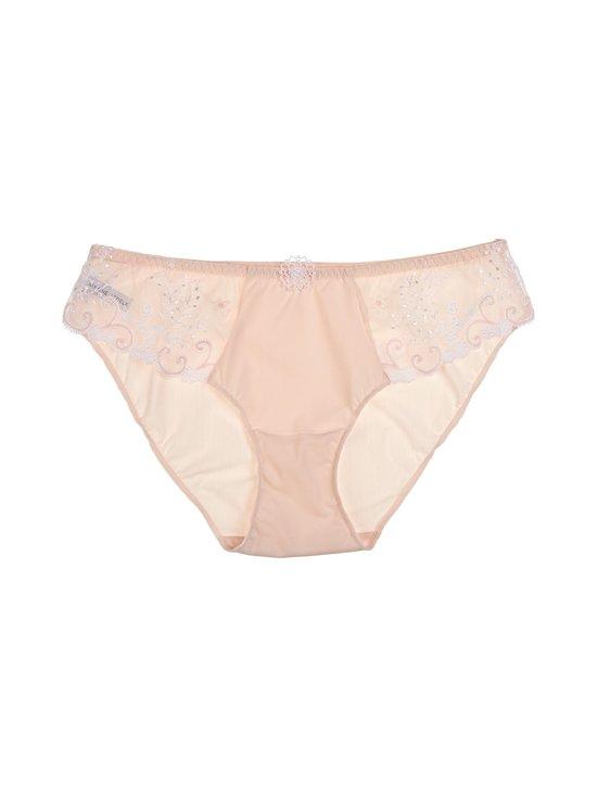 Simone Perele - Delice Bikini -alushousut - POUDRE (VAALEANPUNAINEN) | Stockmann - photo 1