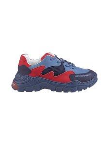 Emporio Armani - Sneakerit - N202 NAVY+BASALTO+RUBY+NA | Stockmann