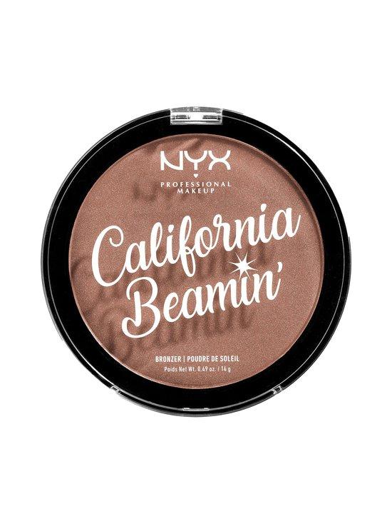 NYX Professional Makeup - California Beamin' Face Body Bronzer -aurinkopuuteri - 01 FREE SPIRIT   Stockmann - photo 1