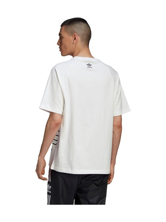 adidas Originals - Bg Trf Out Tee -paita - WHITE | Stockmann - photo 7