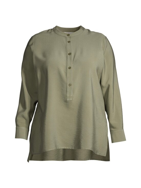cut & pret PLUS - Fanny Plus -pusero - KHAKI GREEN | Stockmann - photo 1