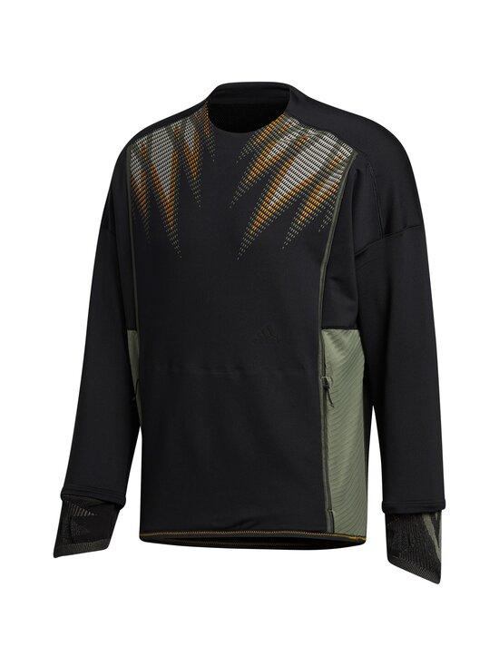 adidas Performance - Prime C RDY Top -paita - BLACK BLACK | Stockmann - photo 1