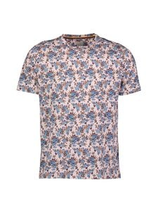 Paul Smith - T-Shirt Ditsy Floral Print -paita - 20 RED | Stockmann