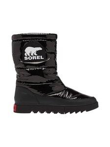 Sorel - Joan of Arctic Next Lite Mid Puffy -talvikengät - BLACK   Stockmann