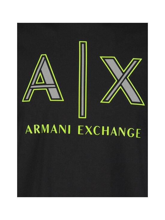 ARMANI EXCHANGE - T-paita - 1200 BLACK | Stockmann - photo 3