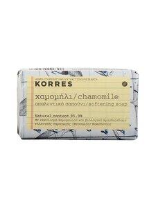 Korres - Chamomile Soap -saippua 125 g | Stockmann
