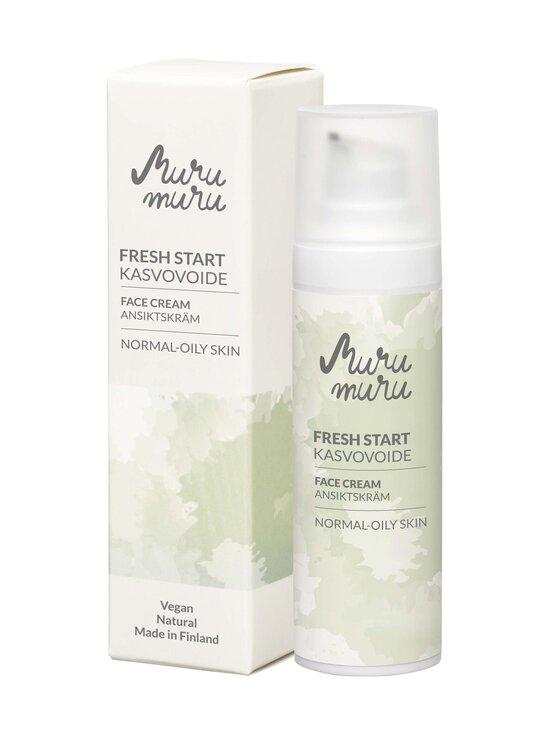 Murumuru - Fresh Start Face Cream -kasvovoide 30 ml - NOCOL   Stockmann - photo 1