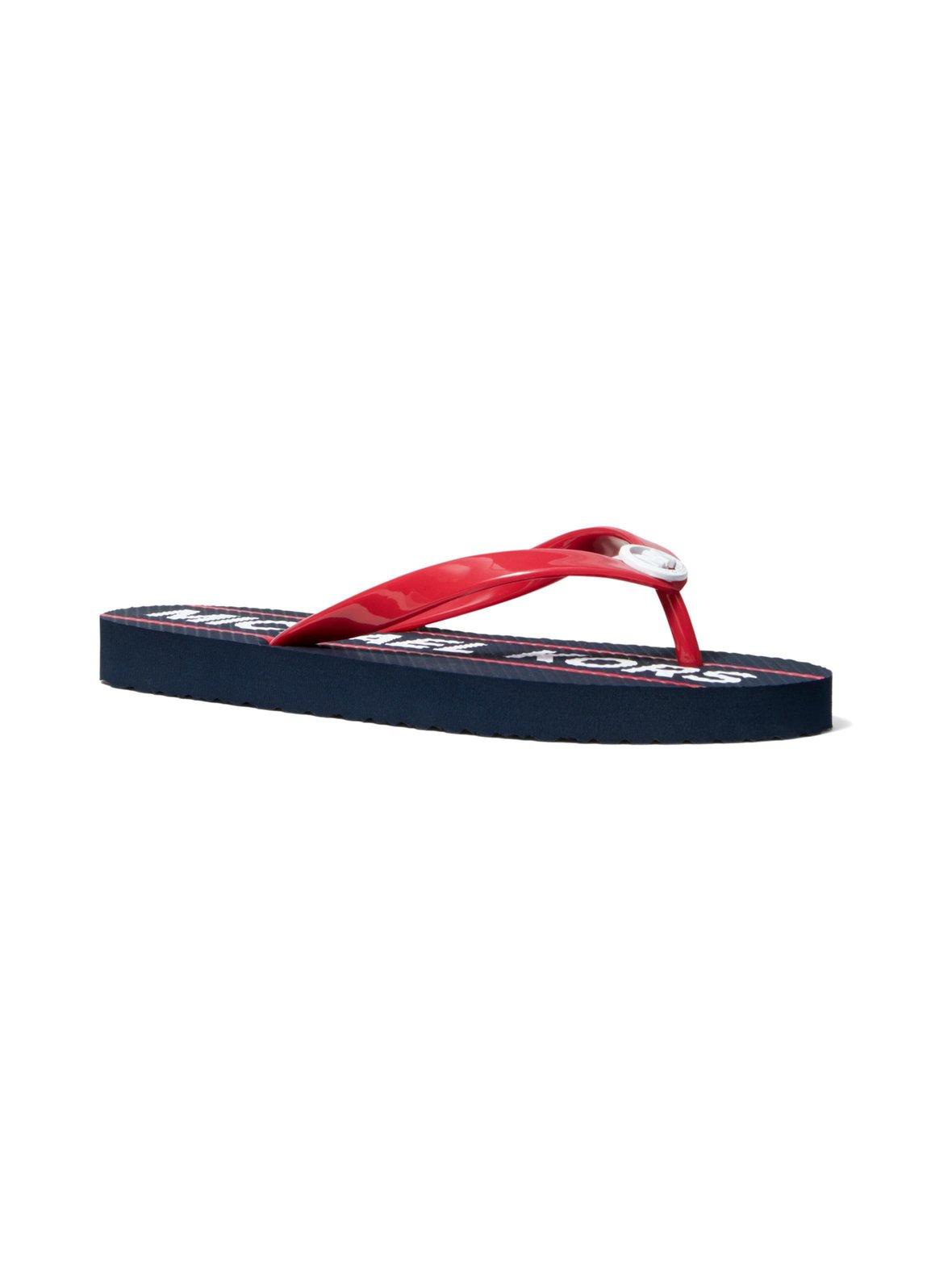 huge discount e0884 3aba1 Jet Set Logo Flip Flop -sandaalit