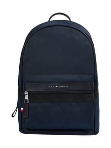 Tommy Hilfiger - Elevated Nylon Backpack -reppu - DW5 DESERT SKY | Stockmann