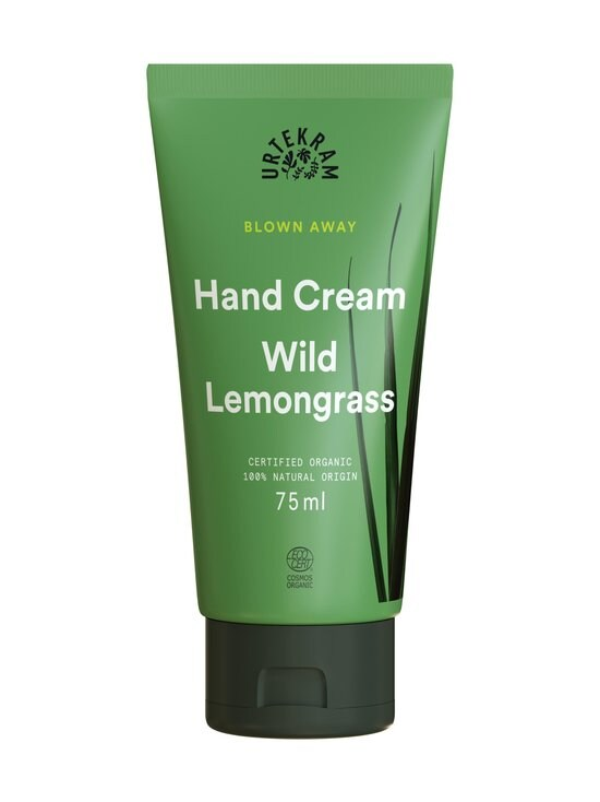 Urtekram - Wild Lemongrass Hand Cream -käsivoide 75 ml - NOCOL | Stockmann - photo 1