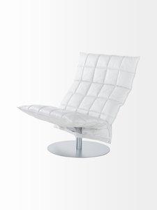 Woodnotes - K-tuoli, leveä - VALKOINEN | Stockmann