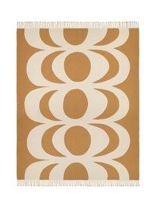 Marimekko - Kaivo-huopa 140 x 180 cm - 180 OFF-WHITE, BEIGE | Stockmann
