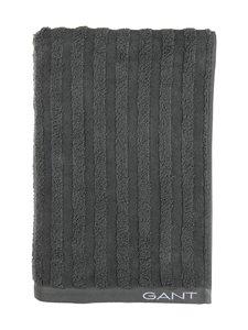 Gant Home - Organic Line -pyyhe 70 x 140 cm - 162 ANTRACITE | Stockmann