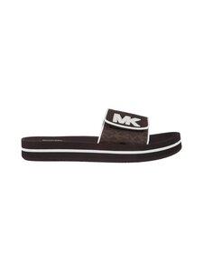 Michael Michael Kors - Platform Slide -sandaalit - 200 BROWN | Stockmann
