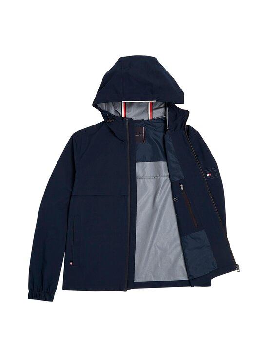 Tommy Hilfiger - Tech Hooded Jacket -takki - DW5 DESERT SKY   Stockmann - photo 3