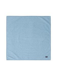 Lexington - Light blue denim Washed Cotton Napkin -lautasliina 50 x 50 cm - LIGHT BLUE | Stockmann