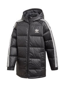 adidas Originals - Down Jacket -untuvatakki - BLACK/WHITE | Stockmann