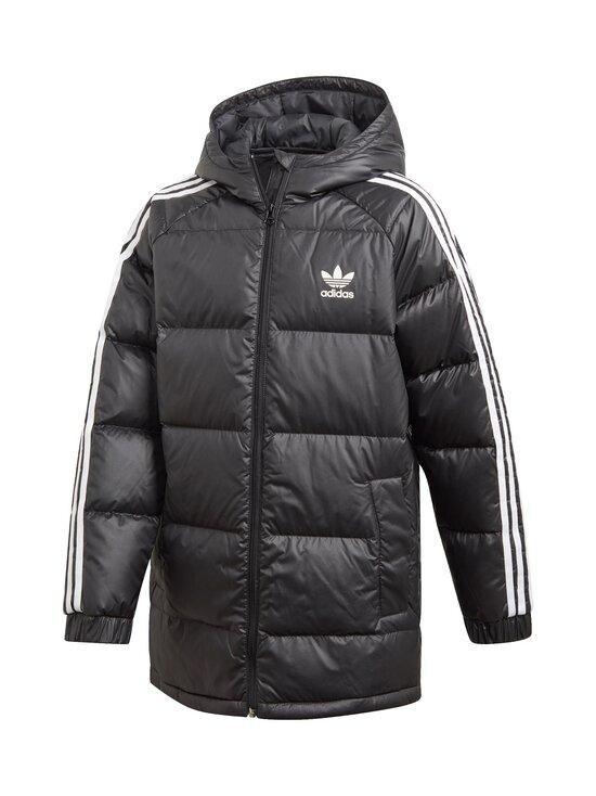 adidas Originals - Down Jacket -untuvatakki - BLACK/WHITE   Stockmann - photo 1