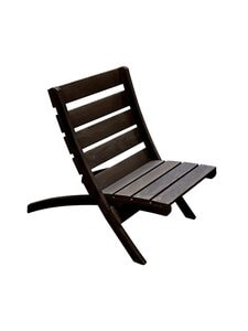 Ecofurn - City Granny -tuoli - BLACK | Stockmann