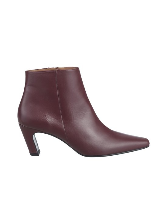 Flattered - Xenia-nahkanilkkurit - 012 WINE RED | Stockmann - photo 1