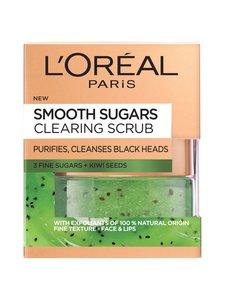 L'Oréal Paris - Smooth Sugars Clearing Scrub -sokerikuorinta 50 ml | Stockmann