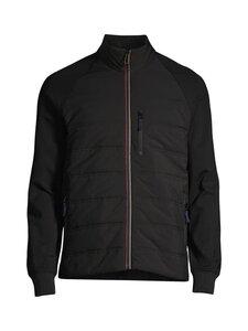 PS Paul Smith - Mixed Media Jacket -takki - 79 BLACK   Stockmann