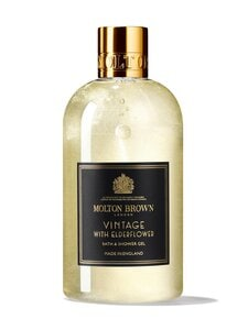 Molton Brown - Vintage With Elderflower Bath & Shower Gel -suihkugeeli 300 ml - null | Stockmann