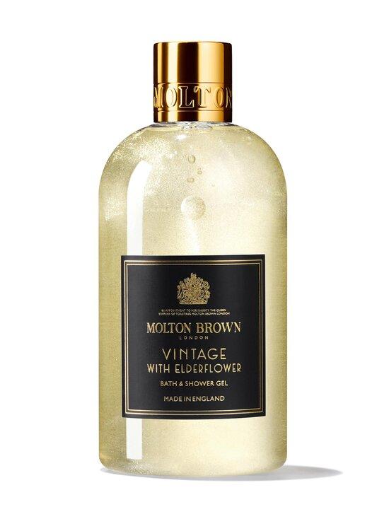 Molton Brown - Vintage With Elderflower Bath & Shower Gel -suihkugeeli 300 ml - NOCOL   Stockmann - photo 1