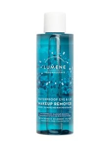 Lumene - Waterproof Eye & Lip Makeup Remover -meikinpoistoaine 100 ml | Stockmann