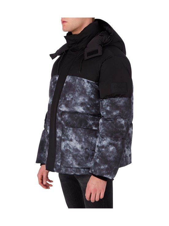 Calvin Klein Jeans - Cloud Print Puffer -toppatakki - BEH CK BLACK | Stockmann - photo 5
