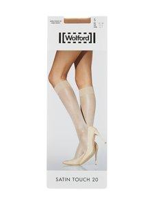 Wolford - Satin Touch 20 den -polvisukat - GOBI | Stockmann