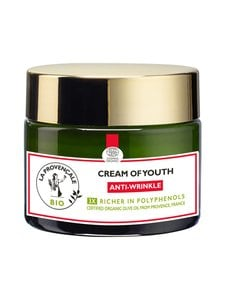 La Provencale Bio - Cream of Youth Anti-Wrinkle -kasvovoide 50 ml - null | Stockmann