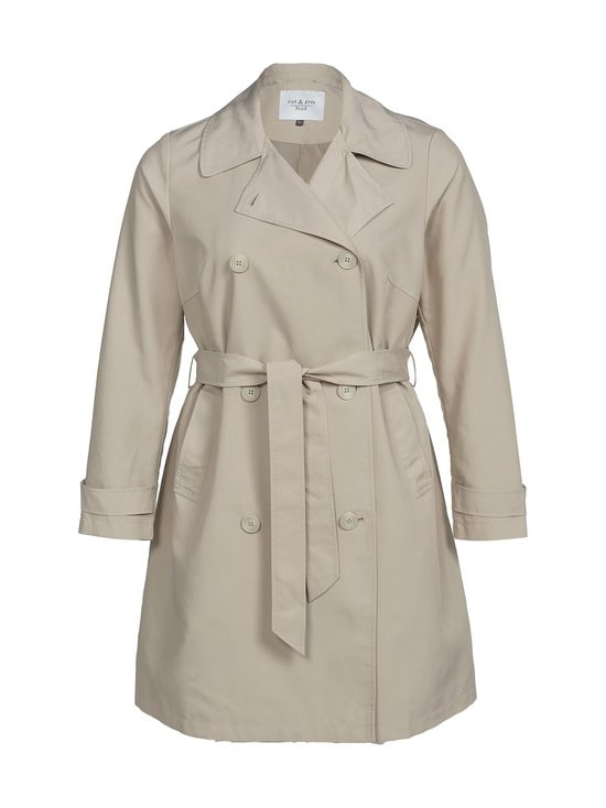 cut & pret PLUS - Colette-trenssi - LT. BEIGE | Stockmann - photo 1