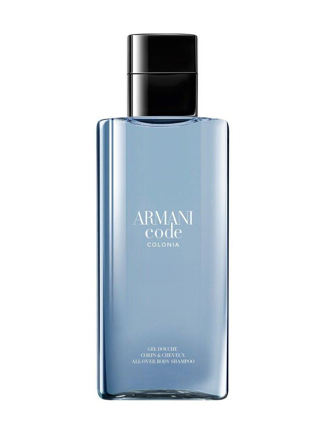 Armani Code Colonia Shower Gel -suihkugeeli 200 ml