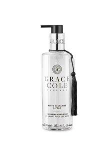 Grace Cole - White Nectarine Pear Hand Wash -nestesaippua 300 ml | Stockmann