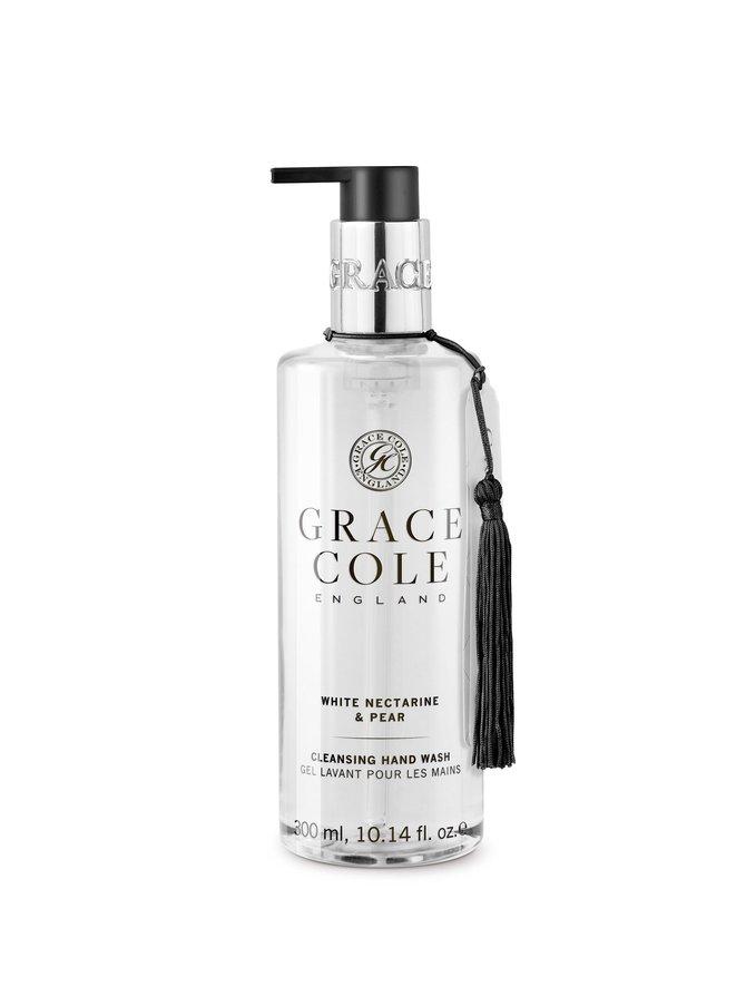 White Nectarine Pear Hand Wash -nestesaippua 300 ml