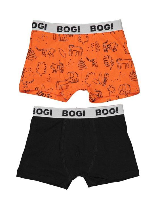 Bogi - Julle-bokserit 2-pack - ORANGE COMBO   Stockmann - photo 1