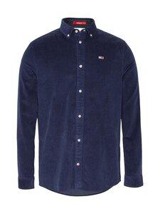Tommy Jeans - Tjm Pure Cotton Corduroy Shirt -vakosamettipaita - C87 TWILIGHT NAVY | Stockmann