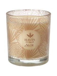 Havi's - Aloe-tuoksukynttilä 8 x 9 cm - SILVER | Stockmann