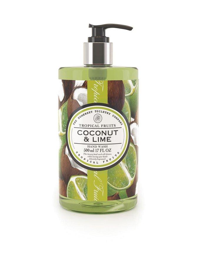 Coconut & Lime Hand Wash -nestesaippua 500 ml