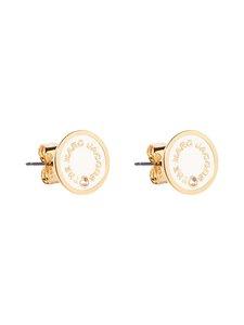 Marc Jacobs - The Medallion Studs -korvakorut - 106 CREAM   Stockmann