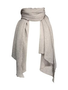 Balmuir - Hanko-kashmirhuivi - 120 LIGHT GREY MELANGE | Stockmann