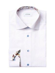Eton - Contemporary fit -kauluspaita - 00 WHITE | Stockmann
