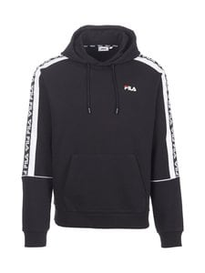 Fila - Tefo-huppari - E09 BLACK-BRIGHT WHITE | Stockmann