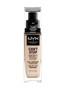 NYX Professional Makeup - Can't Stop Won't Stop Full Coverage Foundation -meikkivoide 30 ml | Stockmann