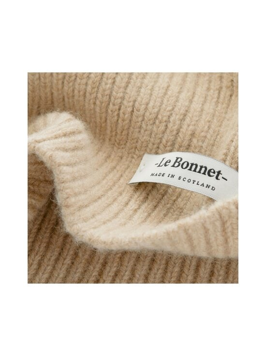 Le Bonnet - Beanie-villapipo - SAND | Stockmann - photo 2