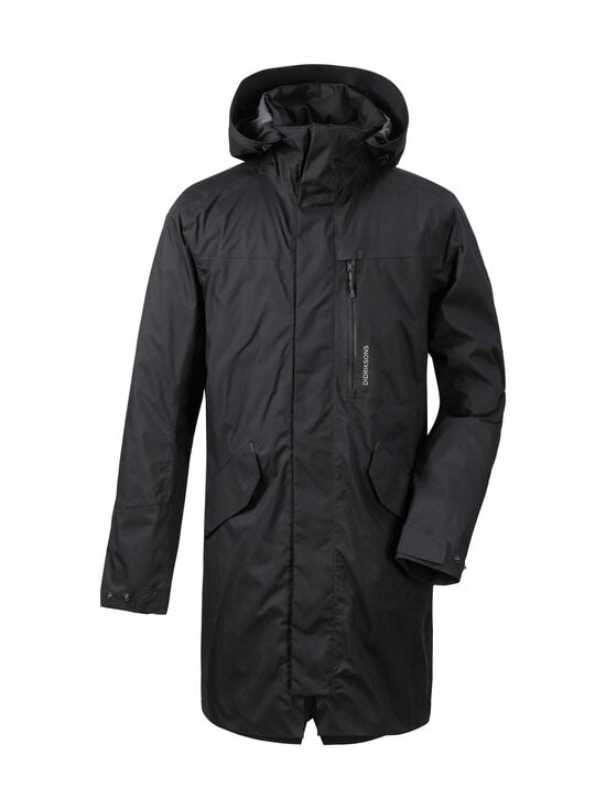 Didriksons - Arnold-parka - 060 BLACK | Stockmann - photo 1